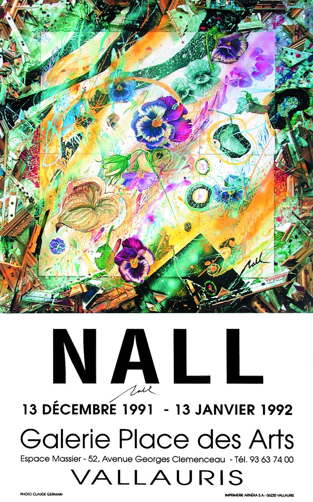 Nall Vallauris - 1992