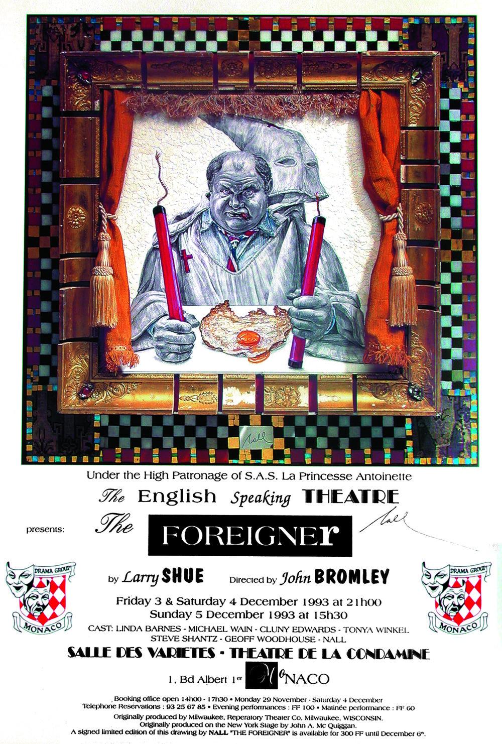 Theatre de la Condamine - 1993