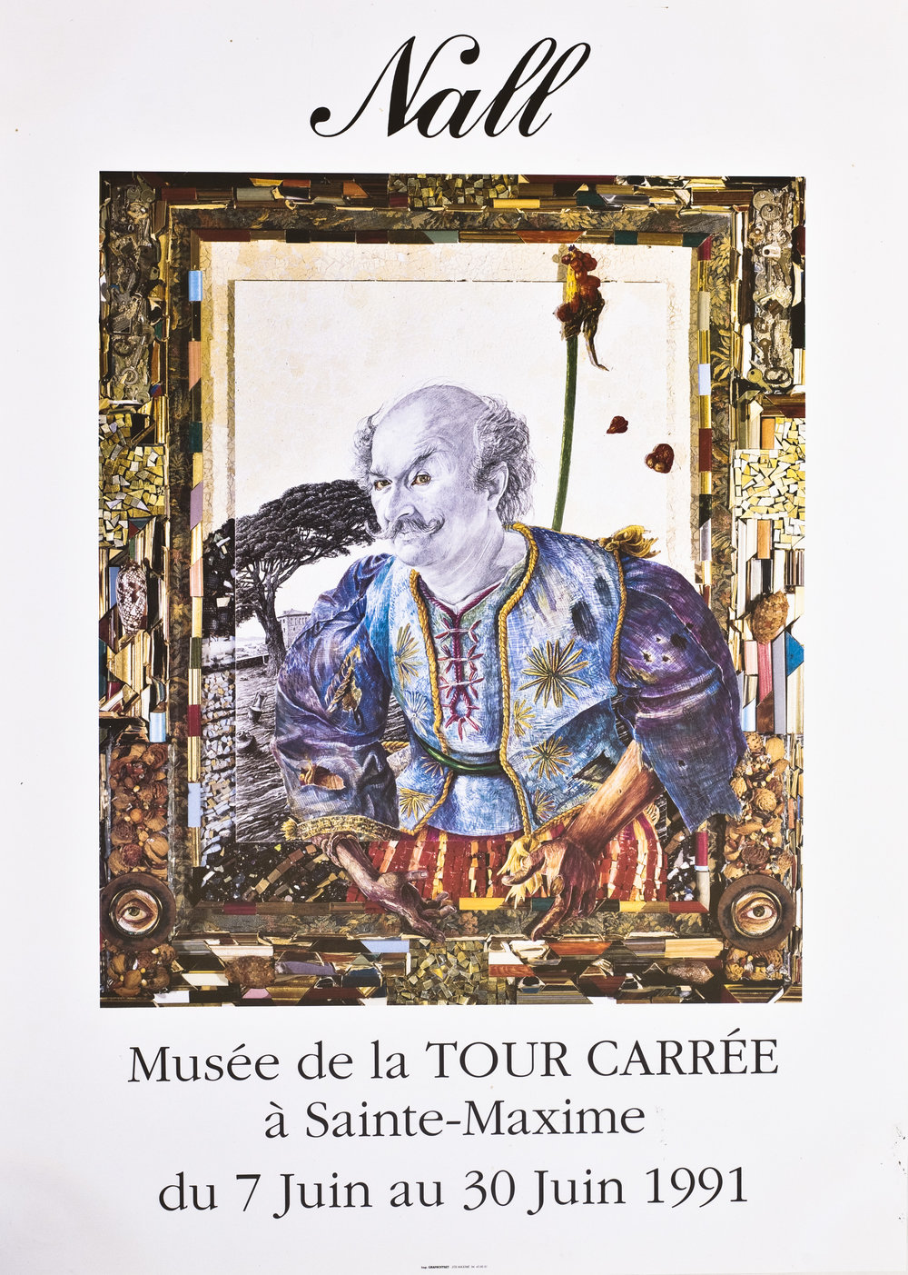Musee de la Tour Caree - 1991