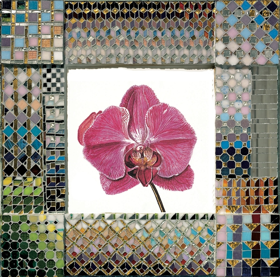 'Purple Orchid' - Original W/C- $10,000