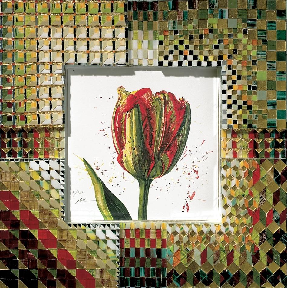 'Tulip' - Original W/C -
