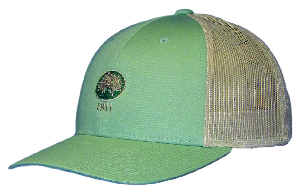 #115 Low Profile Trucker