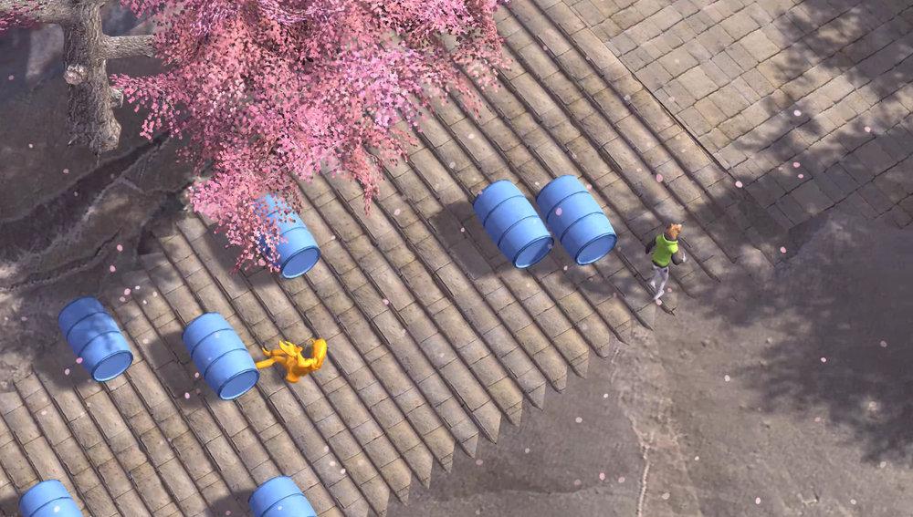 Nippon Marathon Barrels