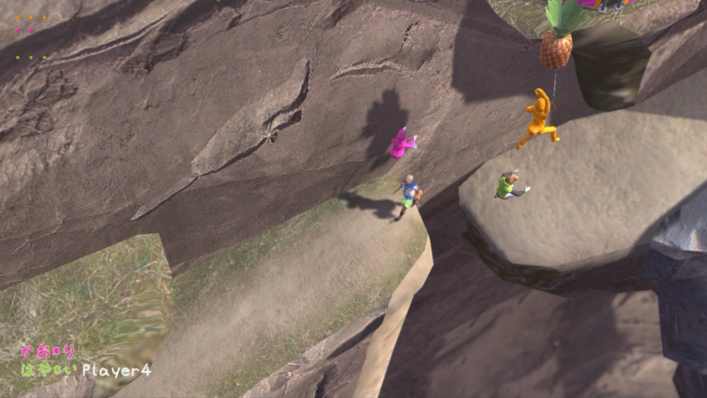 14 - Cliff side racing