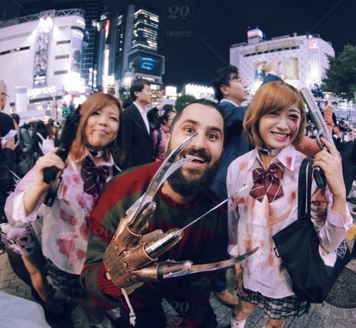 How To Celebrate Halloween in Japan — Onion Soup Interactive