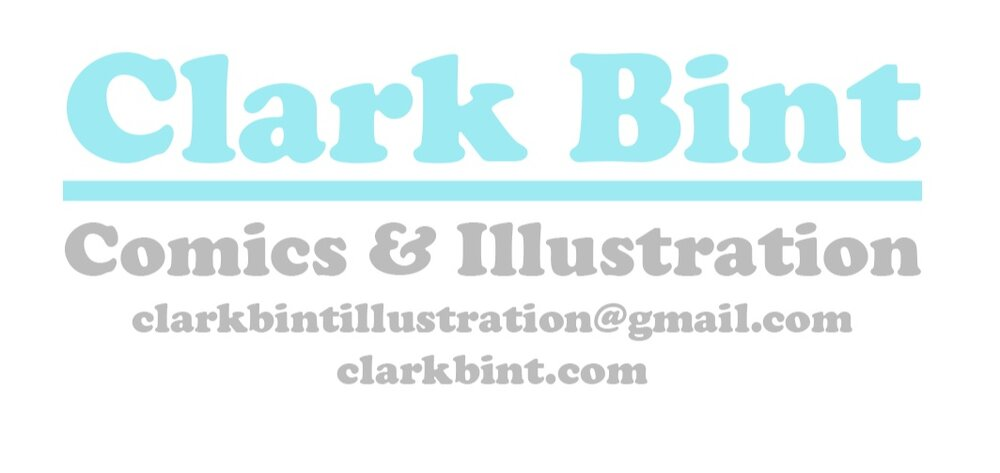 Clark Bint Illustration