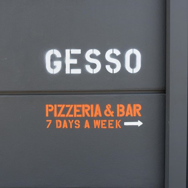 7 days a week, y'all! #gessoresto #letsgosomewhere