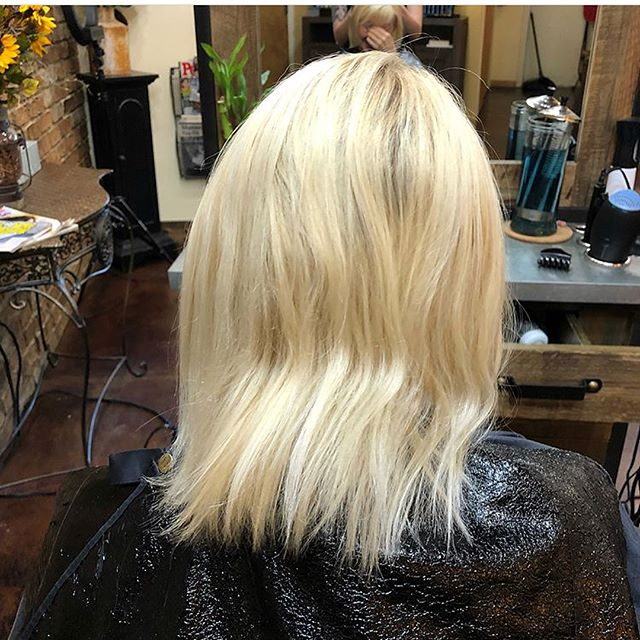Swipe to see some amazing before and afters of our hair extensions. We offer free consultations for extensions give us a call and tell us about your dream hair! #hairextensions #hairstyles #hair #haircolor #haircut #haircuts #behindthechair #coloradostylist #salon #coloradosalon #fortcollins #oldtown #beforeandafter #before #after #blondehair #blonde
