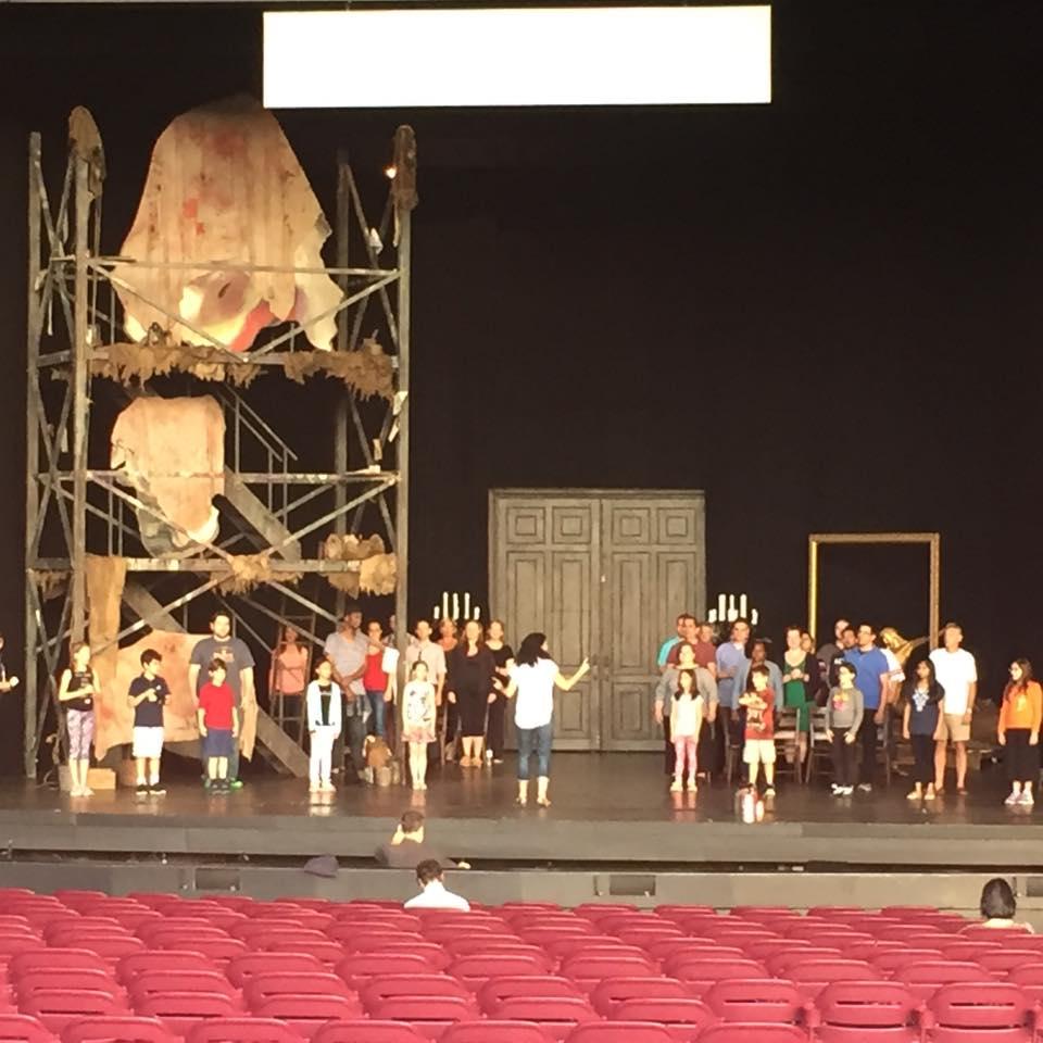 Tosca  Houston Grand Opera May 2016