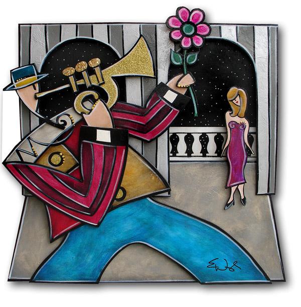 Archway Trumpet