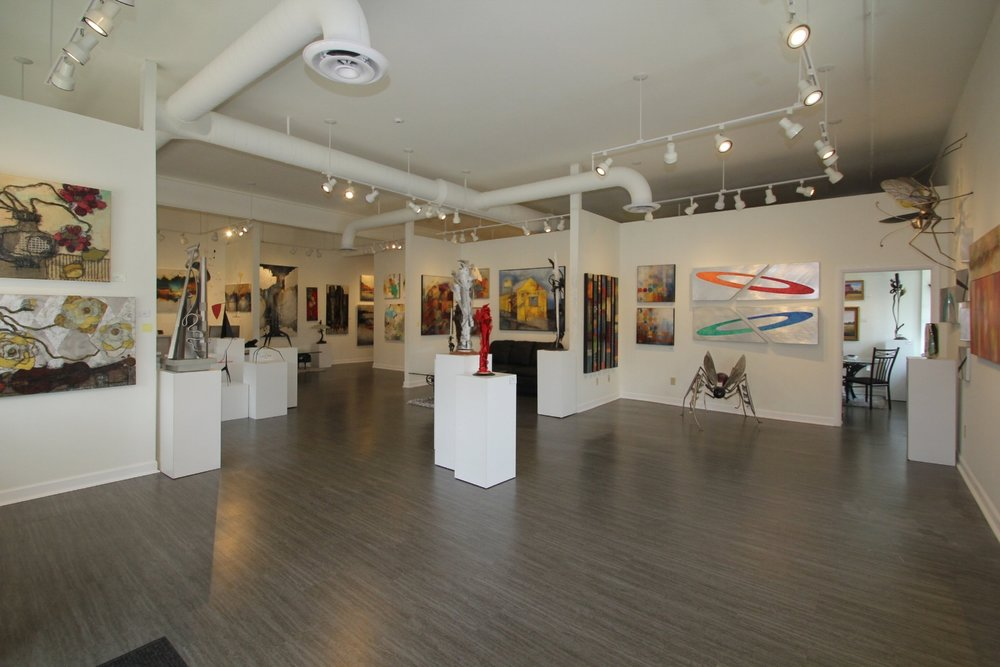 Gallery Exhibitions -