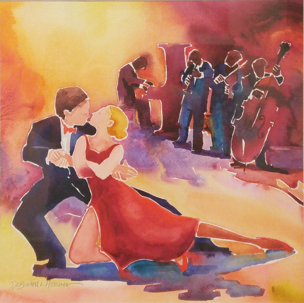 Romantic Tango