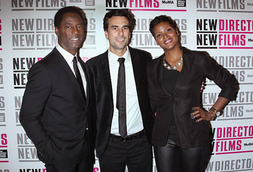 "New Directors/New Films  Opening Night screening of ""Blue Caprice"" at Museum of Modern Art with Isaiah Washington and Director Alexandre Moors"