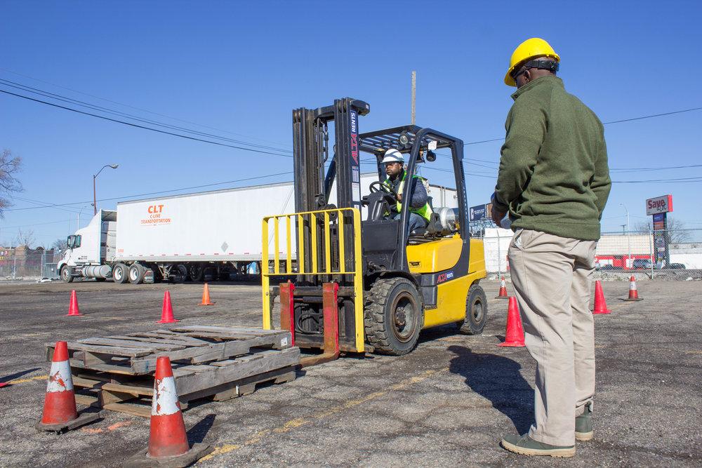 logistics program -