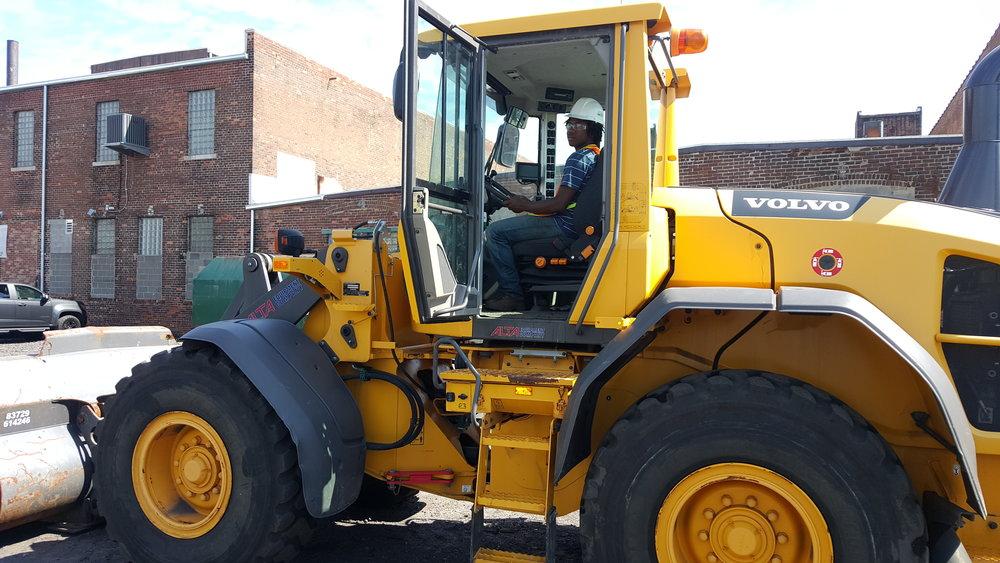 bulldozer -