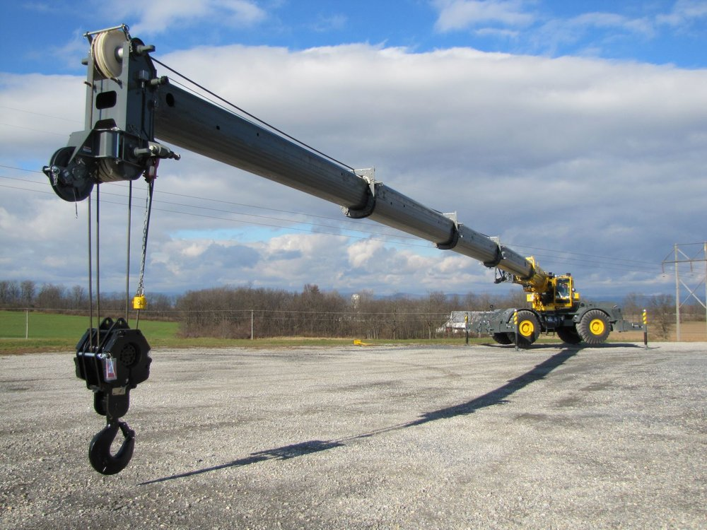 certified crane operator training program -