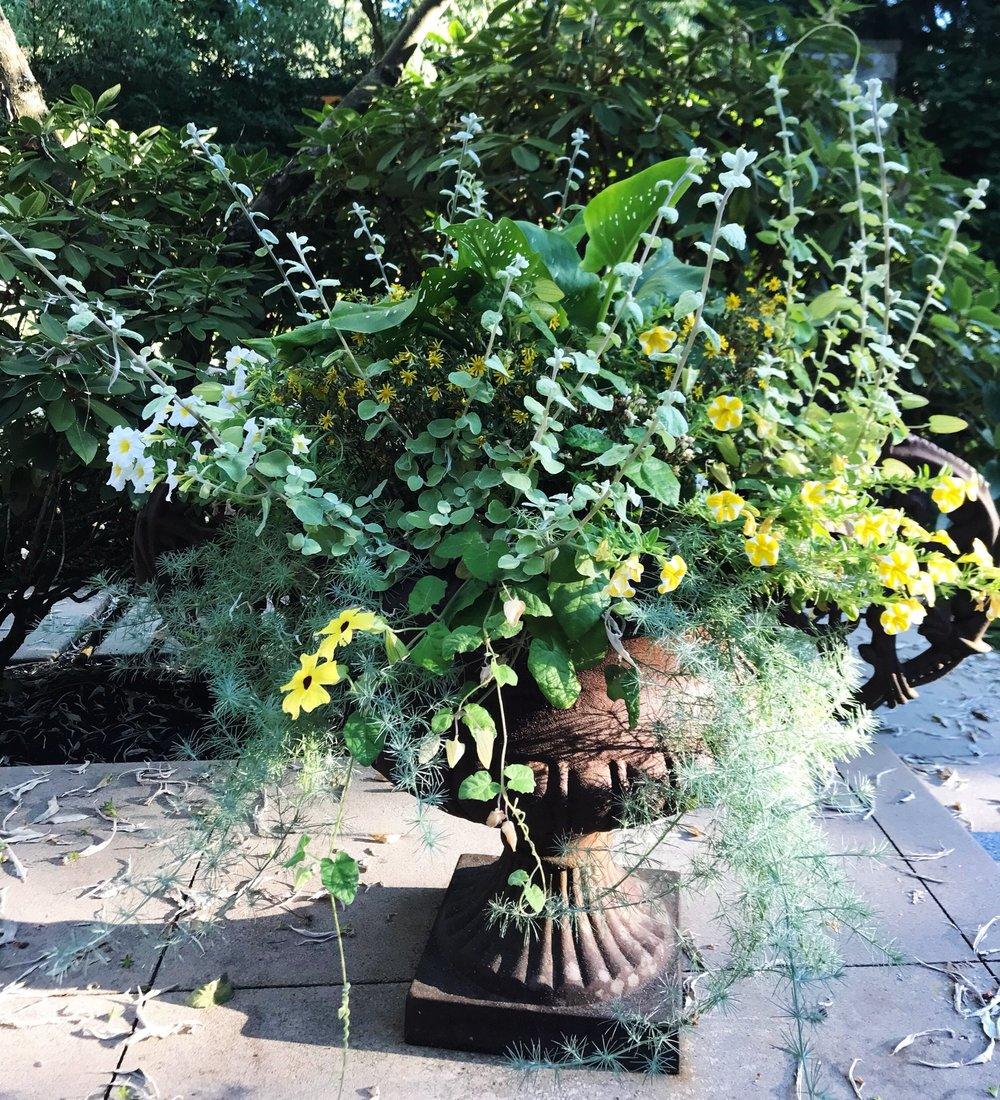 custom planters