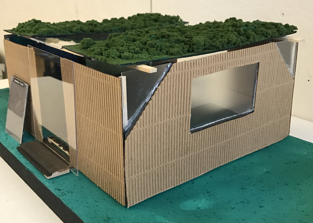 Pop-up Restaurant Model Project, 2016