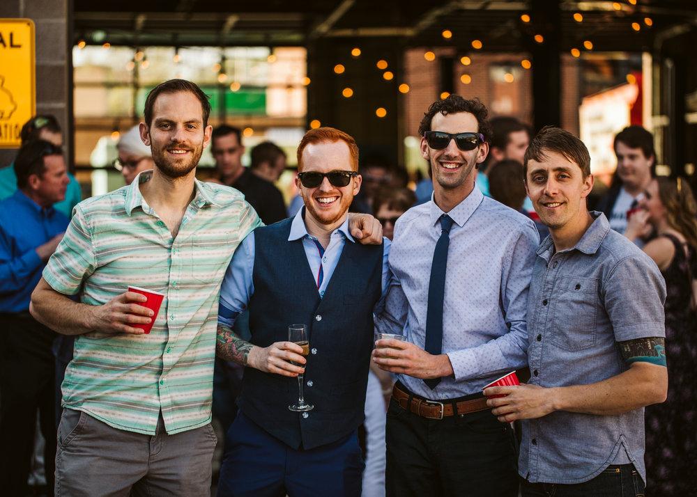 Aryn & Spencer | KC Autoworx Wedding | Black Coffee Photo Co 40.jpg