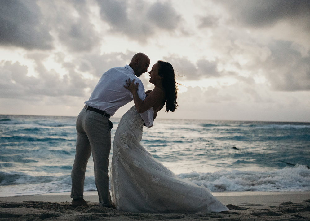 Lexie & Tyler - Iberostar Resort