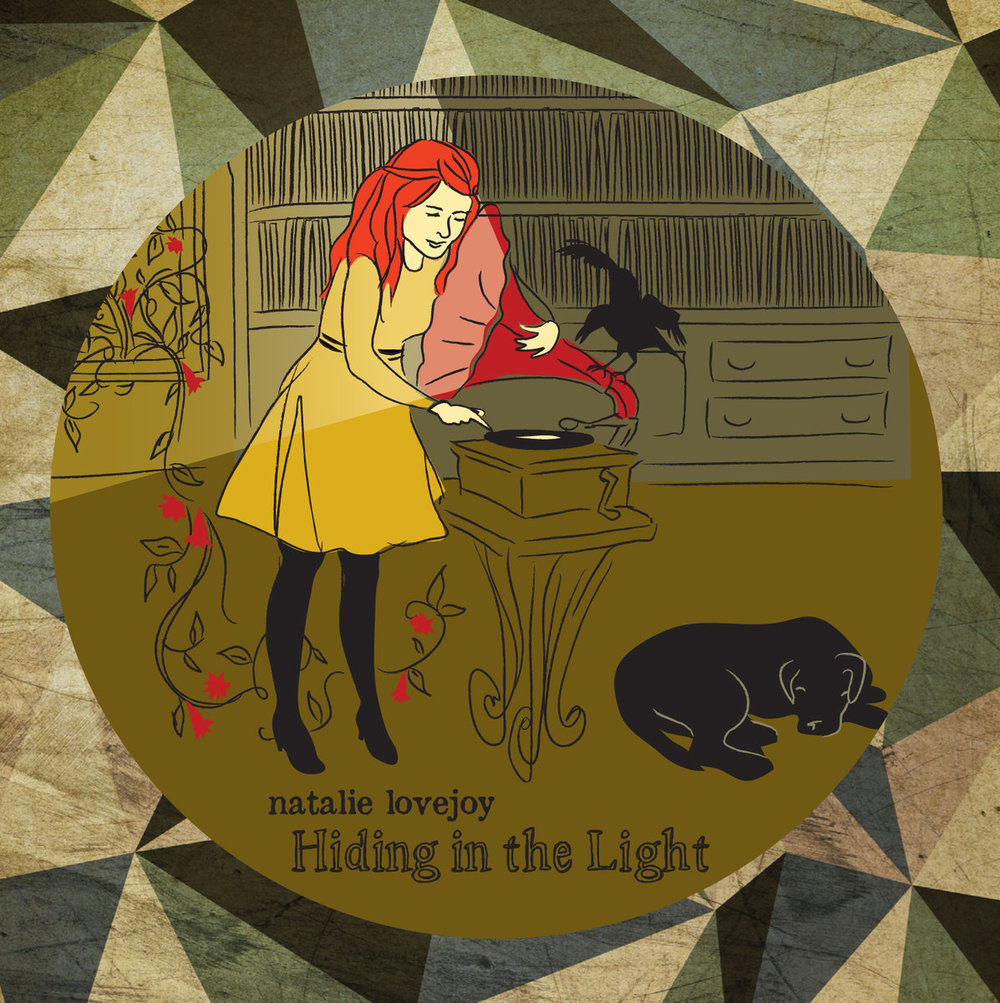 Natalie Lovejoy :: Hiding In The Light (2015)