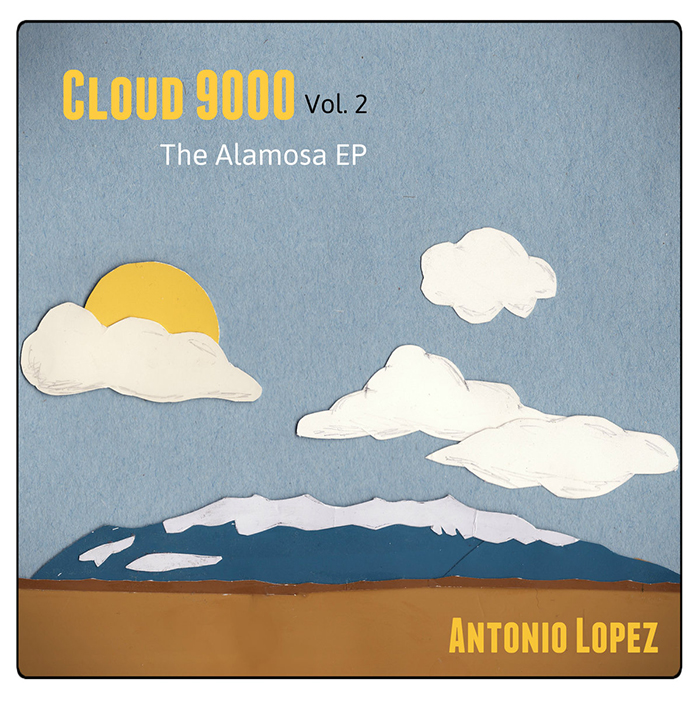 Antonio Lopez :: Cloud 9000 (2014)