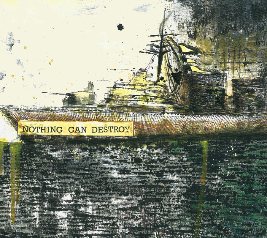Sleep Study :: Nothing Can Destroy (2012)