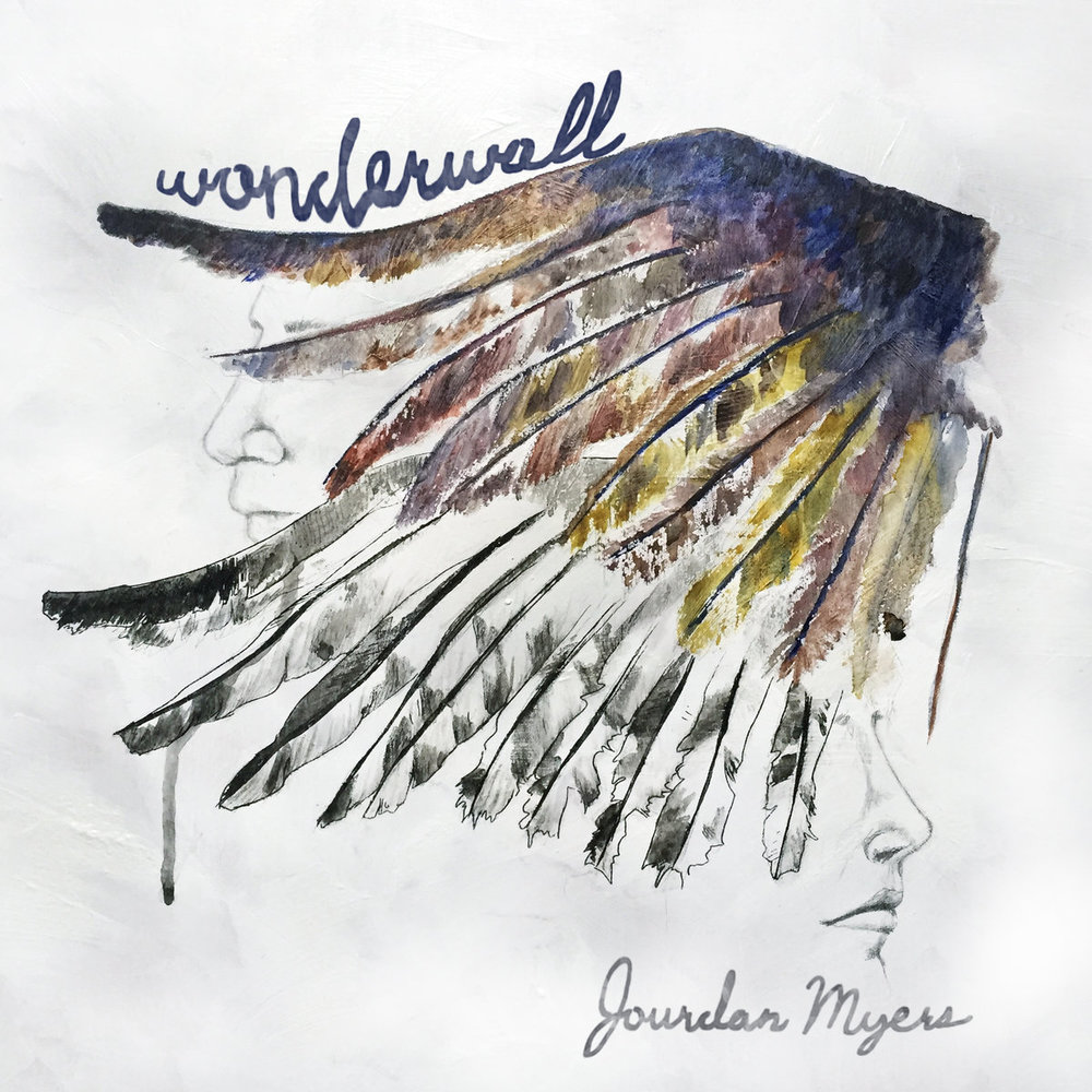 Jourdan Myers :: Wonderwall (Single) (2015)
