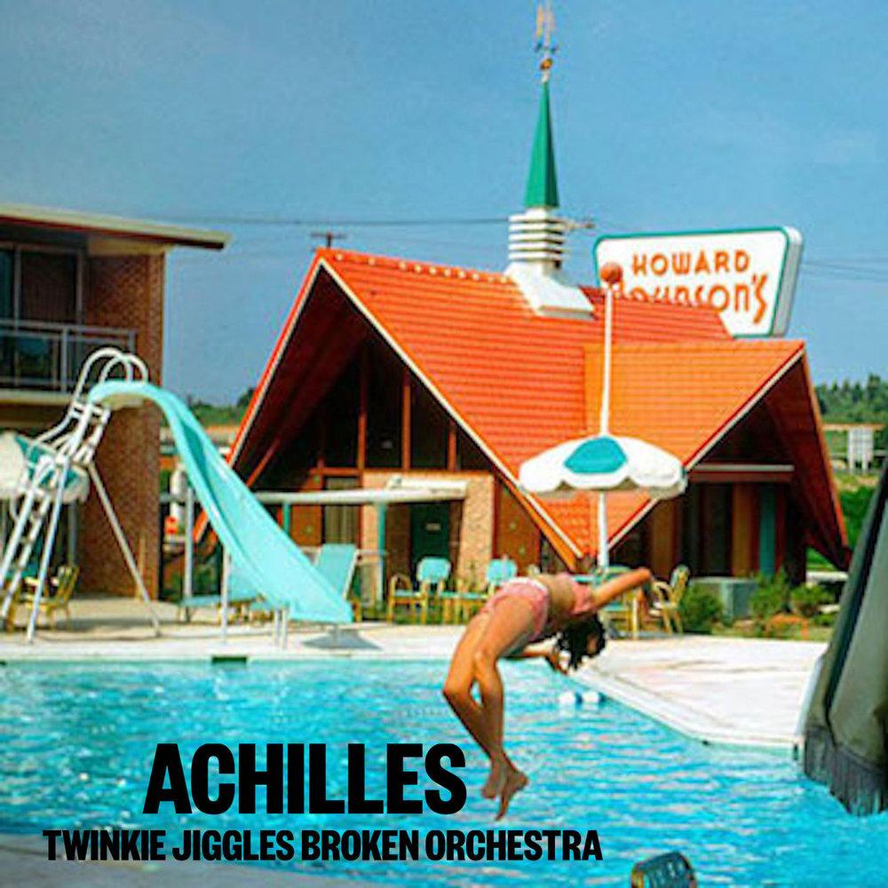 Twinkie Jiggles Broken Orchestra :: Achilles (Single) (2017)