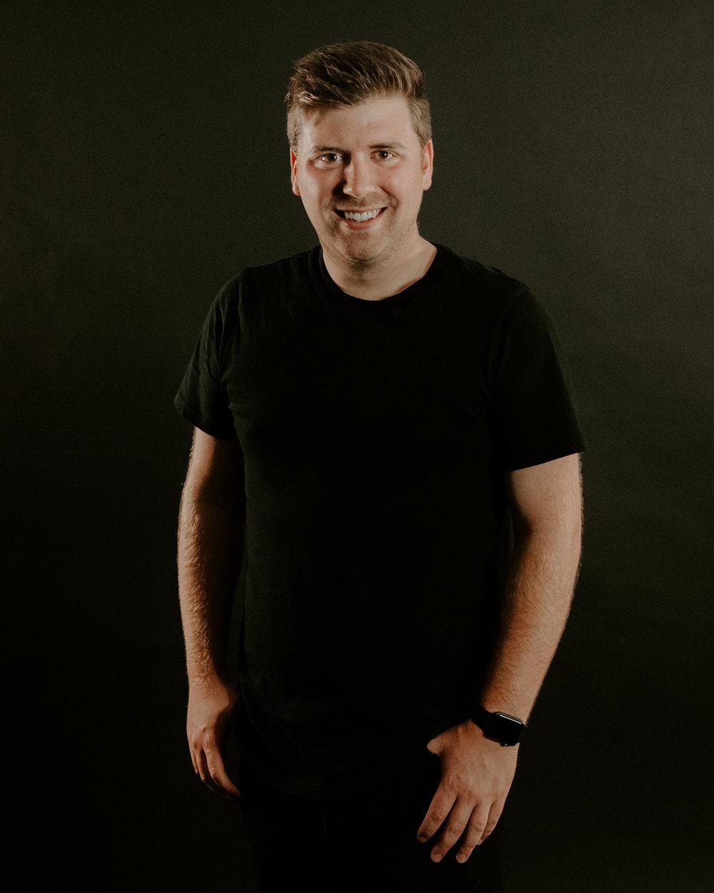 JOSH REXFORD – CREATIVE CONTENT DIRECTOR