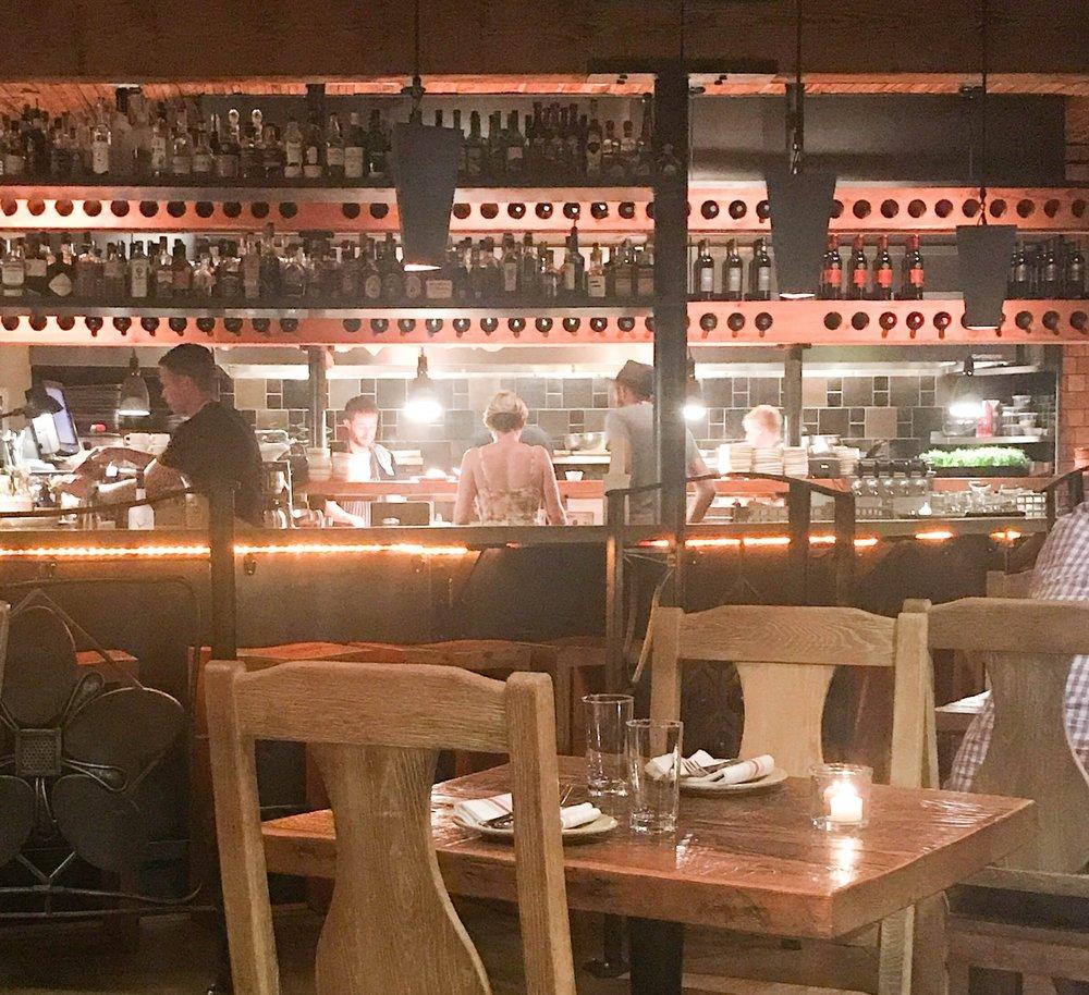 Terra Plata Dining Room