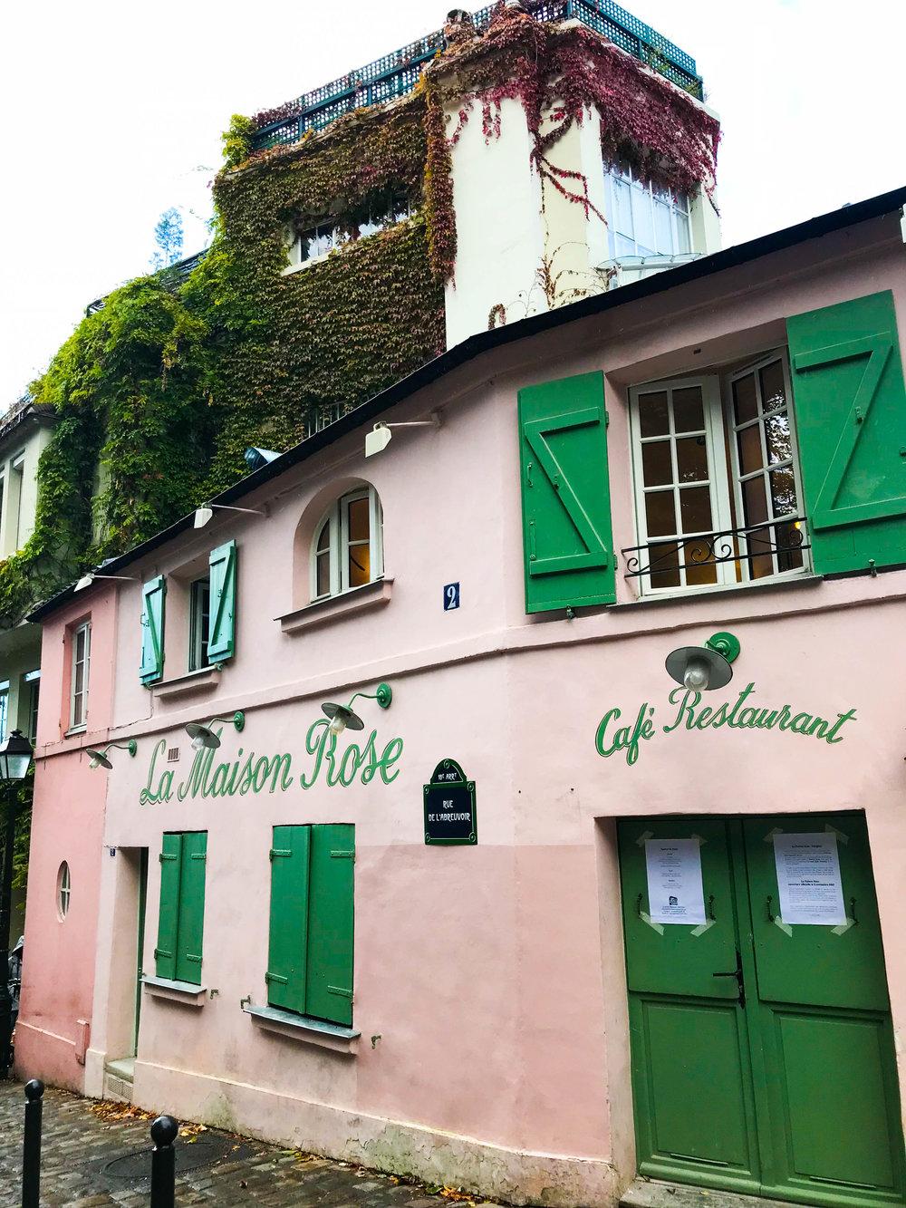 La Maison Rose Cafe
