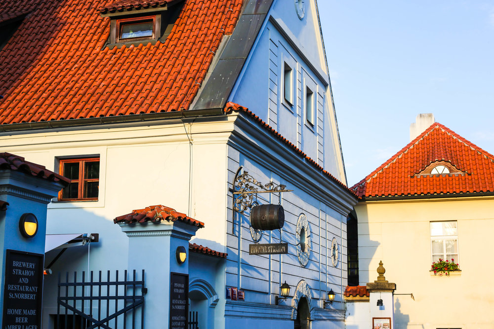 Strahov Monastery Brewing
