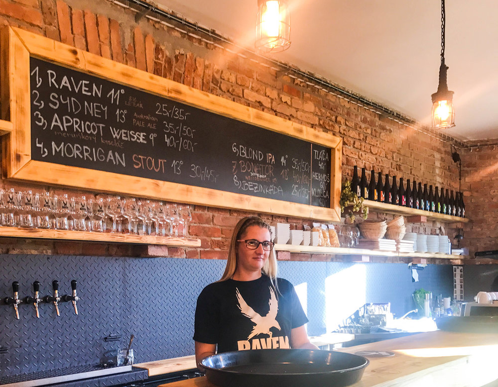 Pivovar Raven Brewery