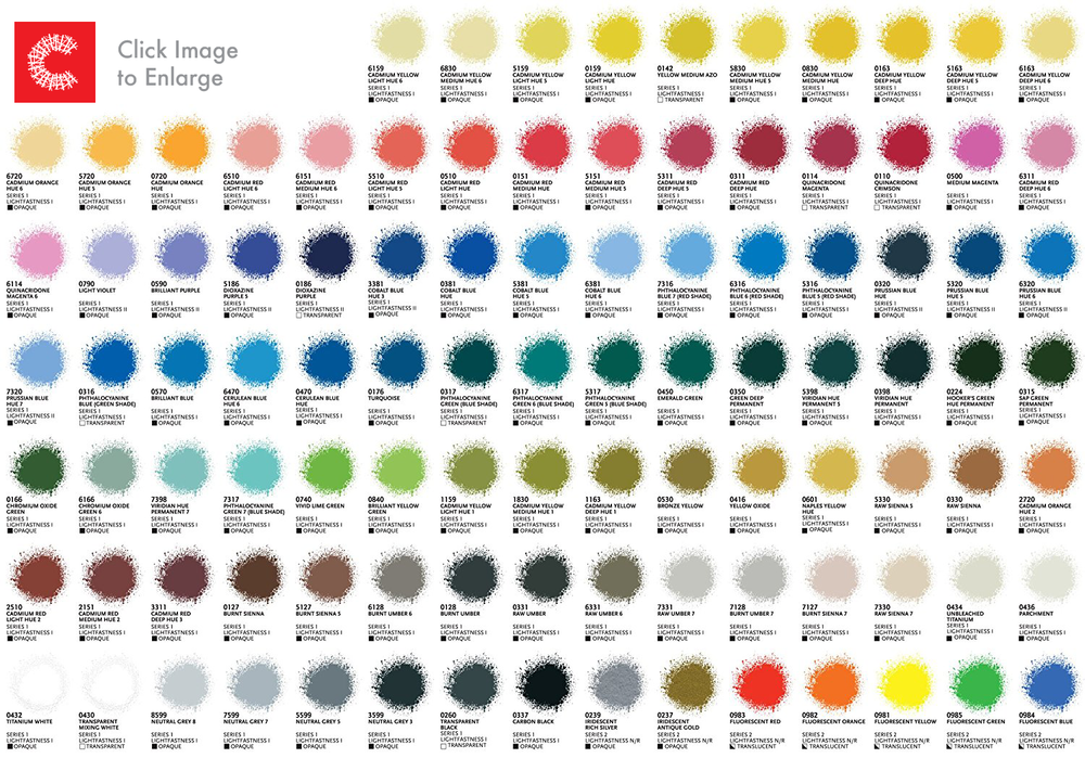 Select a single color or up to 4 for multi-color pieces. Contact me for assistance in selecting just the right palette for your piece.