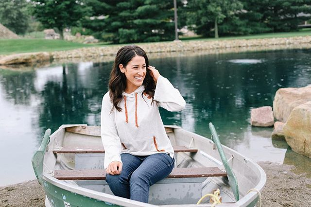 Rain or shine, a cozy night in or a starry night out, this hoodie (and it's braided detail) is the ultimate.