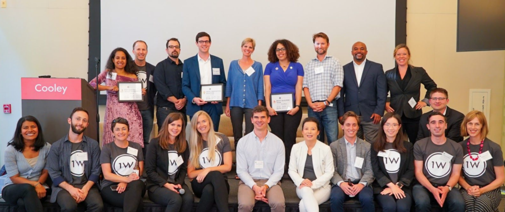 One World team members and founders selected to pitch at the 2018 Bay Area Impact Summit.