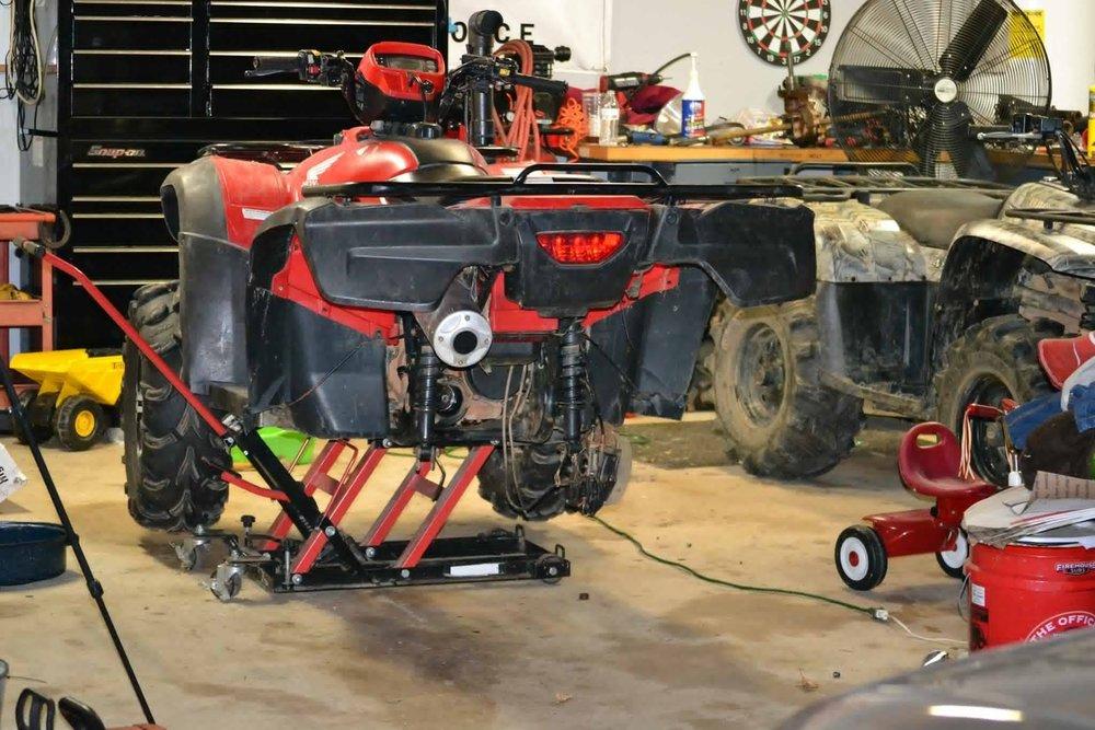 ATV Service