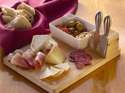 Ham & Cheese Board