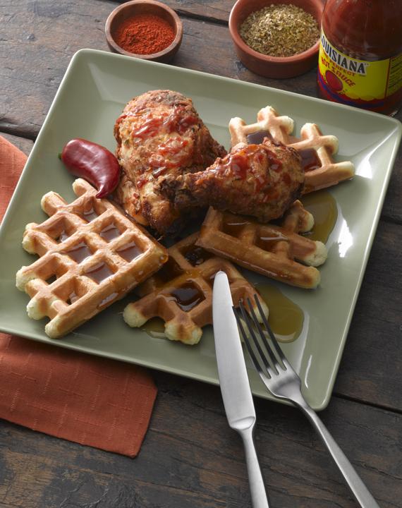Ian's Chicken & Waffles