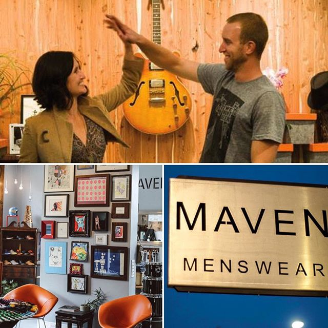 Over the past 3 days we have received the most incredible words of love and support. We thank you Acadiana for being the best customers and we will continue to always cherish the friendships that we have created with you. Today at 6pm Maven Menswear will close its doors for the last time. Stay tuned for the new concept coming to this space in the future. ✌🏻#mavenstyle