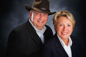 Founders | Bob & Becky Titchenal