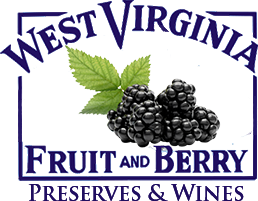 West Virginia Fruit & Berry | Preserves - Wines - Fruit Butters