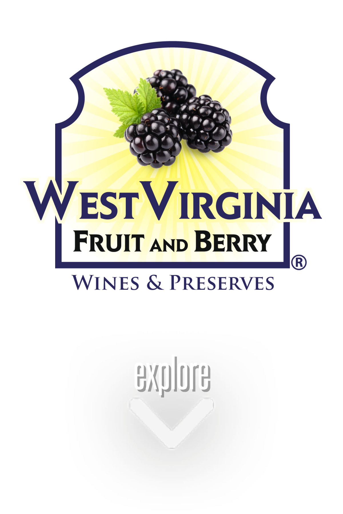 West Virginia Fruit and Berry® | Preserves - Wines - Fruit Butters