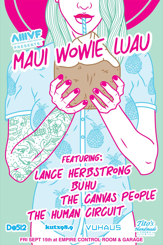 Maui Wowie Luau