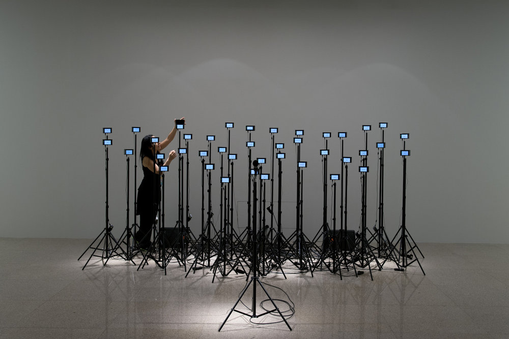 NATIONAL MUSEUM OF CHINA - thingworld: International Triennial of New Media Art 2014Beijing | China2014