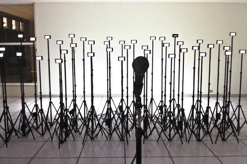 speak | fala    @espacio f. telefonica 2013   + expo