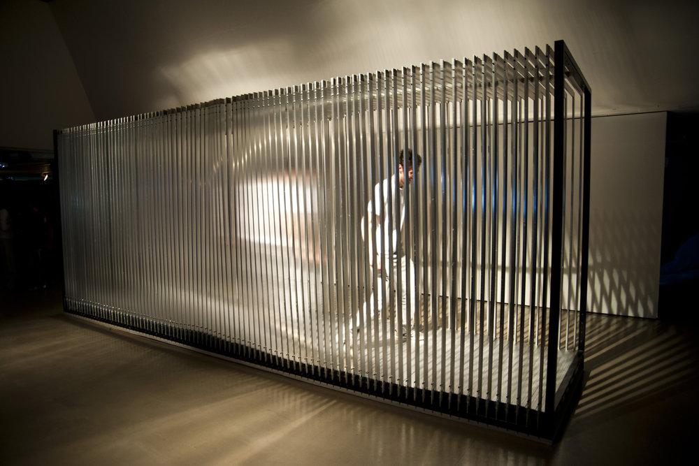 tunnel | túnel    @ centro cultural da fiesp 2012   + expo
