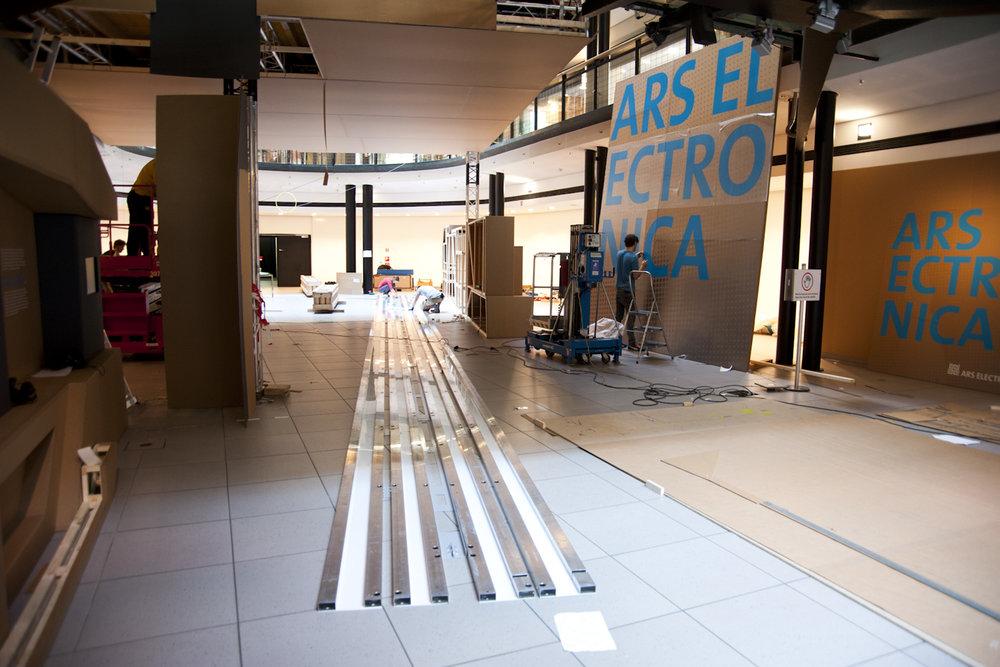 floor | piso    @ impuls und bewegung 2012   + expo
