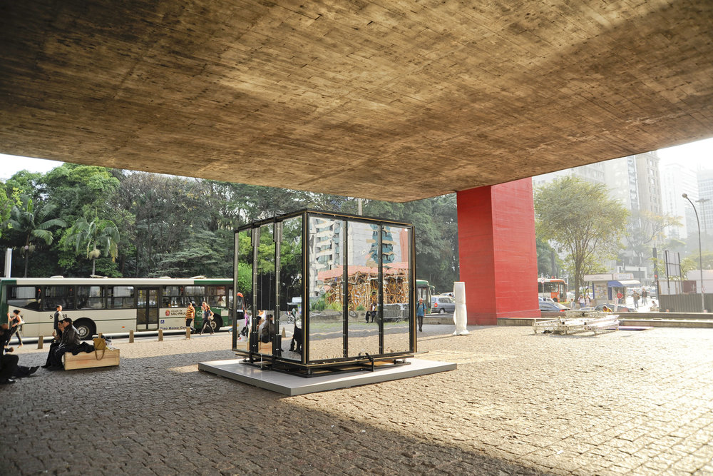 MASP - FILE PAISão Paulo | Brasil2010